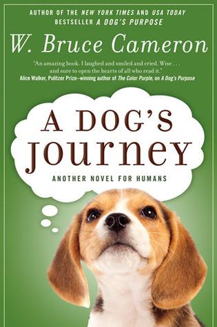 a dog's journey w. bruce cameron