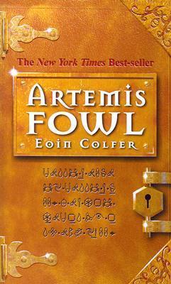 artemis fowl eoin colfer